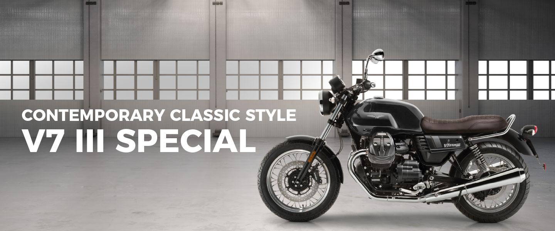 Moto Guzzi V7 Ⅲ Special