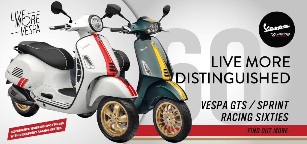 Vespa Sprint 150 ABS Racing Sixties